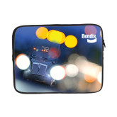 13 inch Neoprene Laptop Sleeve-Bendix Truck in Lights