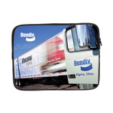 13 inch Neoprene Laptop Sleeve-Bendix Truck Parking Lot