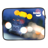 15 inch Neoprene Laptop Sleeve-Bendix Truck in Lights