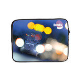 10 inch Neoprene iPad/Tablet Sleeve-Bendix Truck in Lights