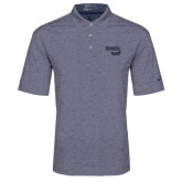 Nike Golf Dri Fit Navy Heather Polo-Bendix