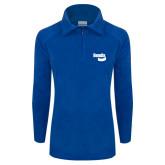 Columbia Ladies Half Zip Royal Fleece Jacket-Bendix