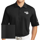 Nike Sphere Dry Black Diamond Polo-Bendix