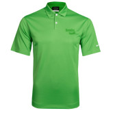 Nike Dri Fit Vibrant Green Pebble Texture Sport Shirt-Bendix