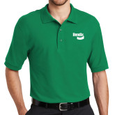 Kelly Green Easycare Pique Polo-Bendix