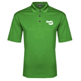 Kelly Green Performance Fine Jacquard Polo-Bendix