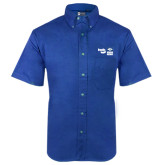 Royal Twill Button Down Short Sleeve-Bendix Knorr Bremse