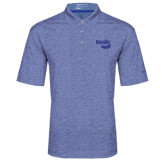 Nike Golf Dri Fit Royal Heather Polo-Bendix