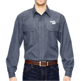 DRI DUCK Deep Blue Field Shirt-Bendix
