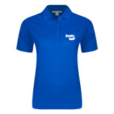 Ladies Easycare Royal Pique Polo-Bendix