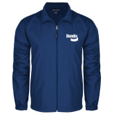 Full Zip Royal Wind Jacket-Bendix