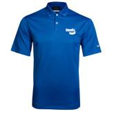 Nike Dri Fit Royal Pebble Texture Sport Shirt-Bendix