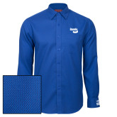 Red House Royal Diamond Dobby Long Sleeve Shirt-Bendix