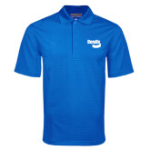 Royal Mini Stripe Polo-Bendix