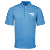 Light Blue Mini Stripe Polo-Bendix