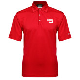 Nike Sphere Dry Red Diamond Polo-Bendix