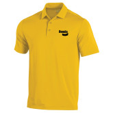 Under Armour Gold Performance Polo-Bendix
