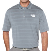 Callaway Horizontal Textured Steel Grey Polo-Bendix