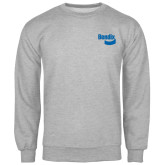 Grey Fleece Crew-Bendix