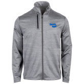 Callaway Stretch Performance Heather Grey Jacket-Bendix