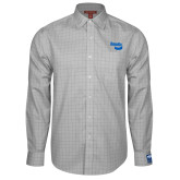 Red House Grey Plaid Long Sleeve Shirt-Bendix