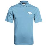 Nike Dri Fit Light Blue Pebble Texture Sport Shirt-Bendix