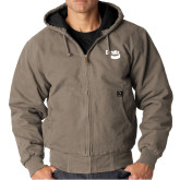 DRI DUCK Cheyenne Gravel Hooded Jacket-Bendix