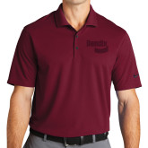 Nike Golf Dri Fit Cardinal Micro Pique Polo-Bendix