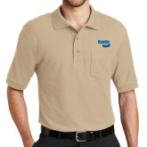 Stone Polo w/ Pocket-Bendix