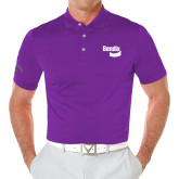 Callaway Opti Vent Purple Polo-Bendix