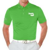 Callaway Opti Vent Vibrant Green Polo-Bendix