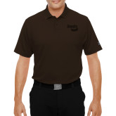 Under Armour Brown Performance Polo-Bendix