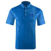 Nike Dri Fit Royal Embossed Polo-Bendix