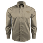Red House Tan Long Sleeve Shirt-Bendix