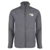 Grey Heather Softshell Jacket-Bendix