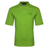 Nike Golf Dri Fit Vibrant Green Micro Pique Polo-Bendix