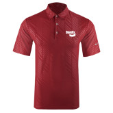 Nike Dri Fit Cardinal Embossed Polo-Bendix