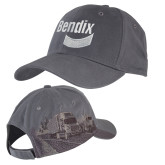 DRI DUCK Charcoal Trucking Industry Hat-Bendix
