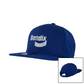 New Era Royal Diamond Era 9Fifty Snapback Hat-Bendix