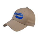 Khaki Heavyweight Twill Pro Style Hat-Bendix