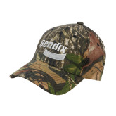 Mossy Oak Camo Structured Cap-Bendix