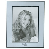Silver Two Tone 8 x 10 Photo Frame-Bendix Engraved