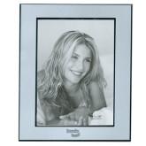 Silver Two Tone 8 x 10 Photo Frame-Bendix Engraved