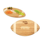 Touchdown Football Cutting Board-Bendix Engraved
