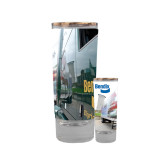Full Color Glass Shooter 2oz-Bendix Truck City Background