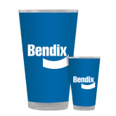 Full Color Glass 17oz-Bendix
