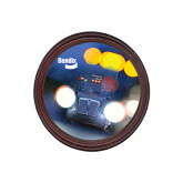 Round Coaster Frame w/Insert-Bendix Truck in Lights