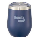Corzo Vacuum Insulated Navy Cup 12oz-Bendix Engraved