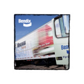 Photo Slate-Bendix Truck Parking Lot