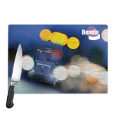 Cutting Board-Bendix Truck in Lights